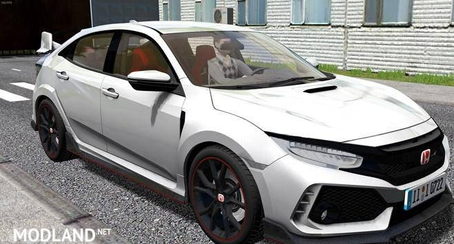 Honda Civic Type R 2018 [1.5.9]
